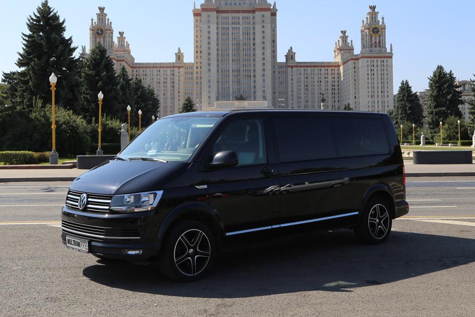 предлагаем к заказу Multivan T6