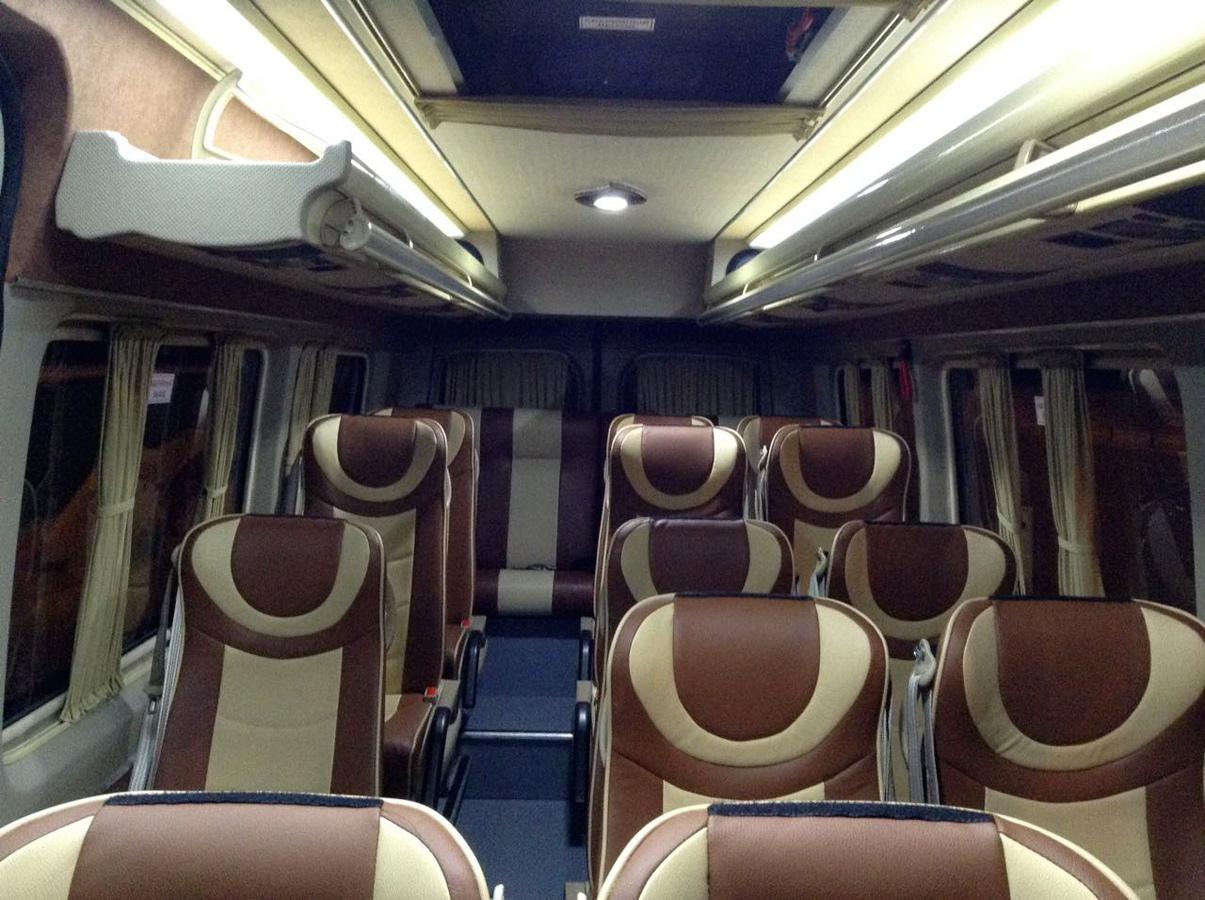 микроавтобус Mercedes-Benz Sprinter под заказ