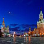 Красная площадь, Кремль, Собор Василия блаженного