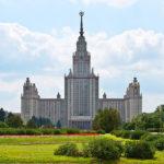 МГУ им Ломоносова