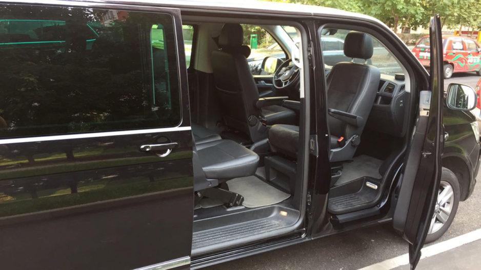 заказать экскурсионный Volkswagen Caravelle