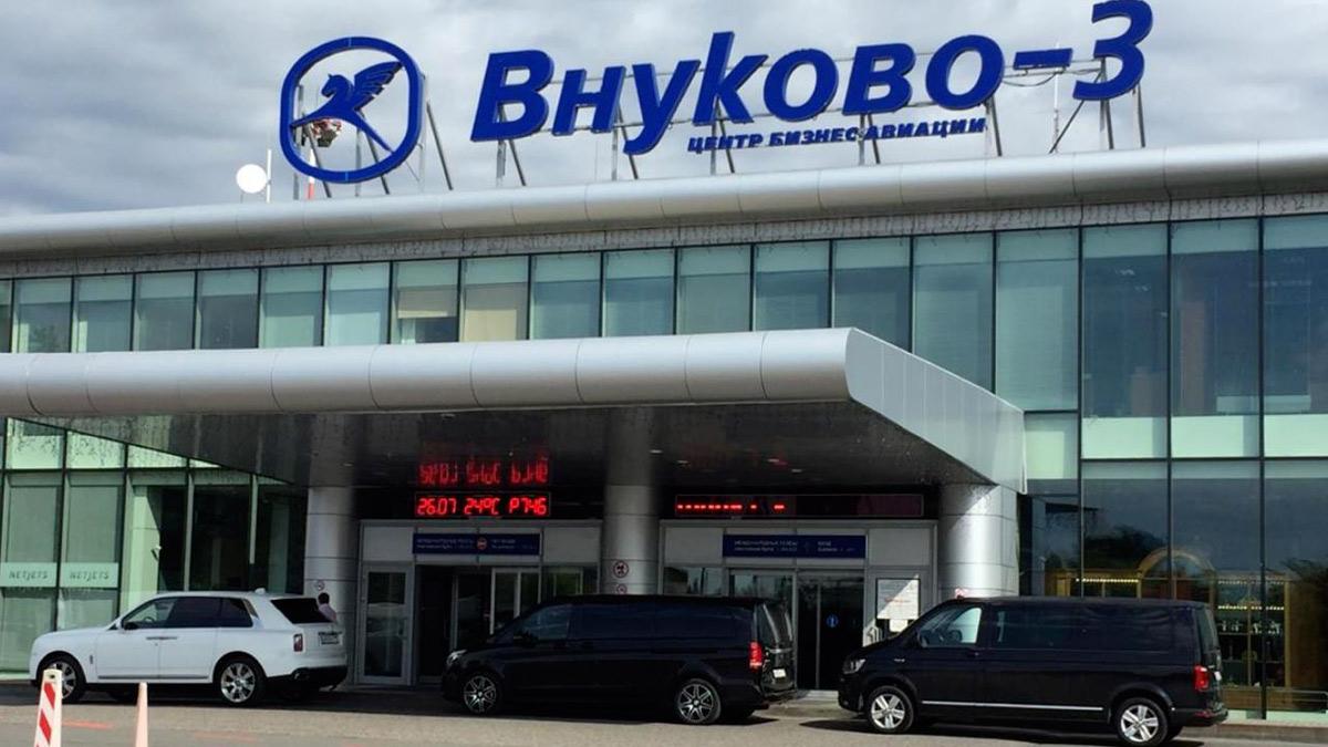 микроавтобус в аэропорт внуково-3