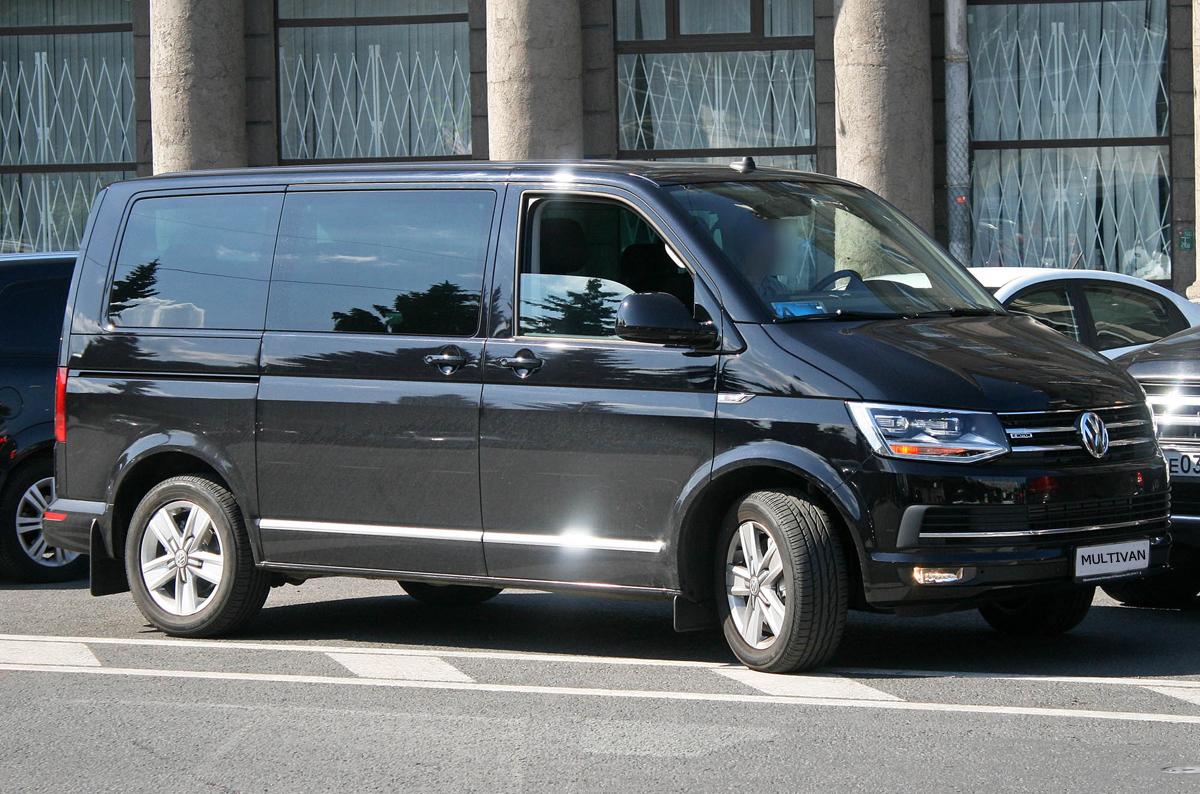 заказ минивэн такси в Преображенское микроавтобус