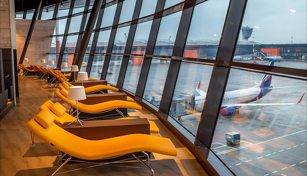 заказ вип залов в аэропортах Москвы