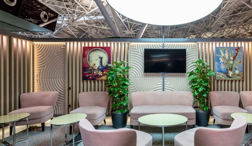 аэропорт Внуково VIP зал терминал А