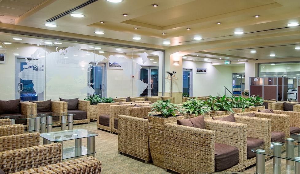 VIP зал Аэропорт Домодедово