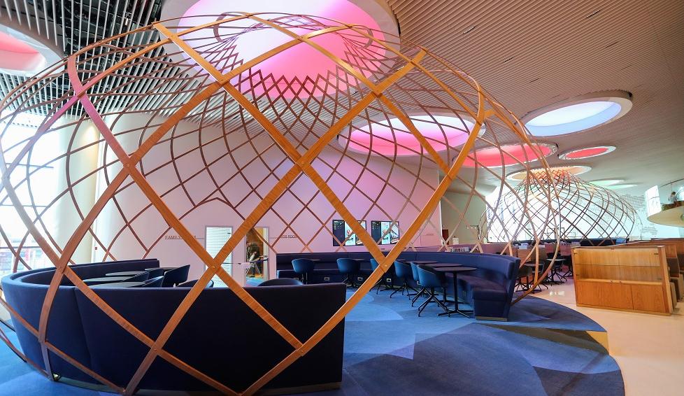 VIP зал терминал В Аэропорт Шереметьево